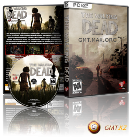 The Walking Dead: All Episodes (2012/RUS/ENG/RePack от R.G. Механики)
