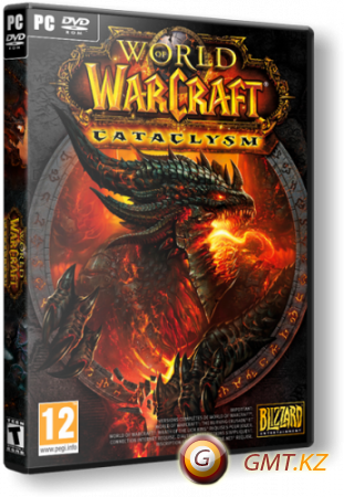 World of Warcraft: Cataclysm v.4.3.4.15595 (2012/RUS/Лицензия)