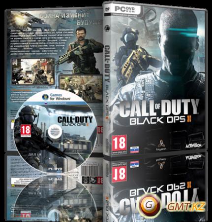 Call of Duty: Black Ops 2 v.1.0.0.1 (2012/RUS/ENG/Rip �� R.G. Revenants)