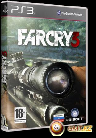 Far Cry 3 (2012/ENG/3.55/4.21/4.30/Kmeaw)
