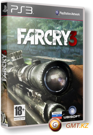 Far Cry 3 (2012/RUS/ENG/CFW 3.55/CFW 4.21/CFW 4.30/RePack)