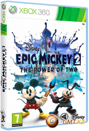 Epic Mickey 2: The Power of Two (2012/RUS/RUSSOUND/XGD 3/LT+ 3.0)