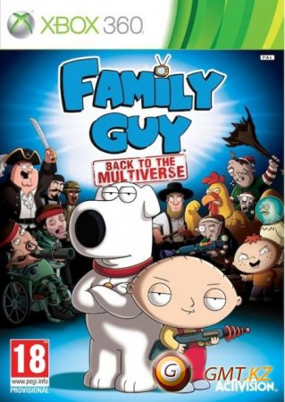 Family Guy: Back to the Multiverse (2012/ENG/L)