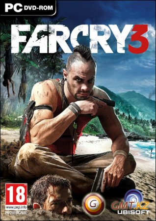 Far Cry 3 (2012/RUS/ENG/Crack by RELOADED)