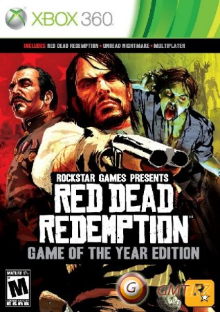 Red Dead Redemption - GOTY (2011/RUS/Region Free/iXtreme 9-я волна)