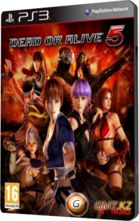 Dead or Alive 5 (2012/ENG/DEX)