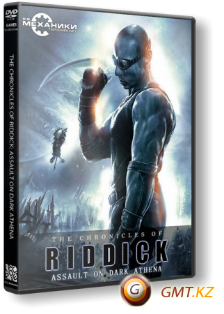 The Chronicles of Riddick: Assault on Dark Athena (2009/RUS/ENG/RePack от R.G. Механики)