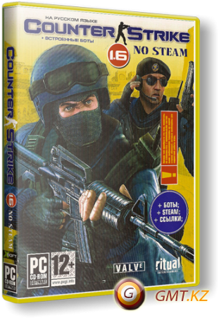 Counter-Strike 1.6 (2012/RUS/ENG/Лицензия)