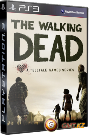 The Walking Dead - Episode 1-5 (2012/RUS/3.41/3.55 /4.21/4.30)