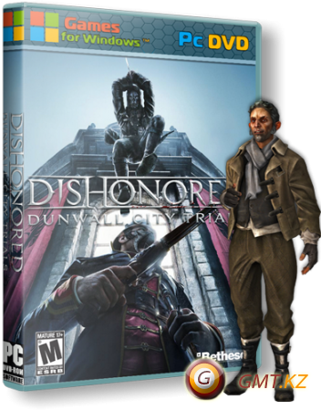 Dishonored: Dunwall City Trials (2012/RUS/ENG/RePack �� UltraISO)