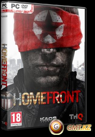 Homefront v.1.0.38450 (2011/RUS/ENG/RePack от R.G. Revenants)