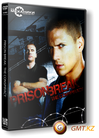 Prison Break: The Conspiracy (2010/RUS/ENG/RePack от R.G. Механики)