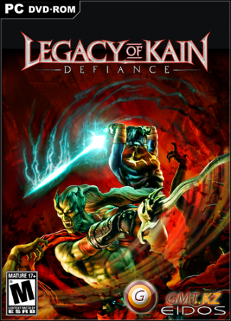 Legacy of Kain: Anthology (1997-2003/RUS/ENG/RePack от R.G. Catalyst)