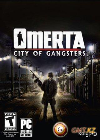 Omerta: City of Gangsters v.1.07 (2013/RUS/ENG/RePack от R.G. ILITA)