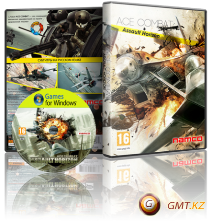 Ace Combat: Assault Horizon Enhanced Edition v 1.0.117.128 (2013/RUS/ENG/RePack от Fenixx)