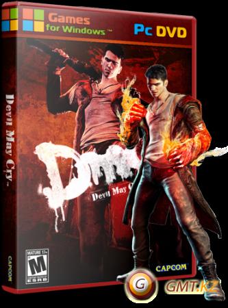DmC Devil May Cry v.1.0u3 (2013/RUS/ENG/RePack от R.G. Механики)