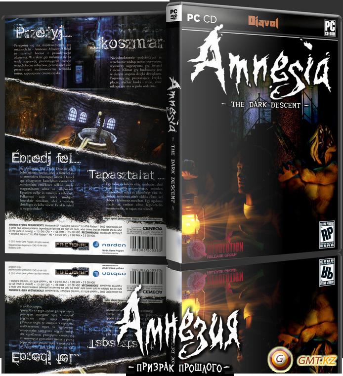 Amnesia: The Dark Descent download