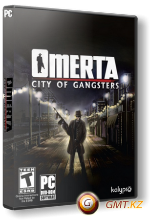 Omerta: City of Gangsters (2012/RUS/ENG/Lossless Repack от R.G. Origami)