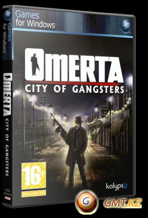 Omerta: City of Gangsters v.1.07 (2013/RUS/ENG/RePack от т R.G. Механики)