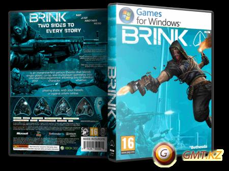 Brink v.1.0.23653.(Update 11) + 1 DLC (2011/RUS/RePack �� Fenixx)