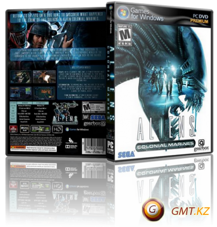 Aliens: Colonial Marines (2013/RUS/Лицензия)