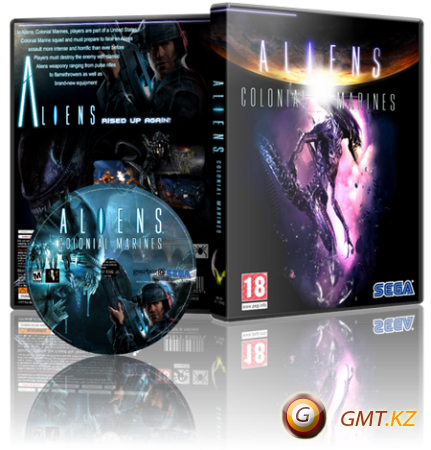 Aliens Colonial Marines Limited Edition v.1.0.55 + 1 DLC (2013/RUS/RePack от Fenixx)