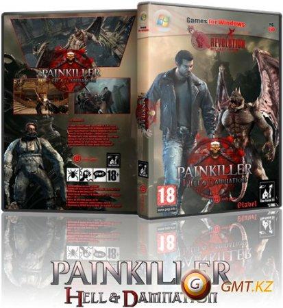 Painkiller Hell Damnation + 5DLC (2012/RUS/ENG/RePack от R.G. Механики)