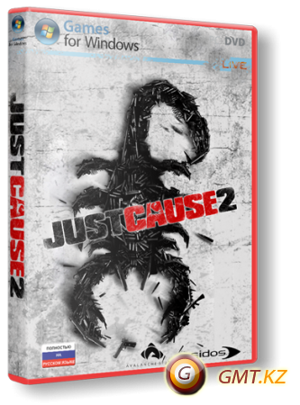 Just Cause 2 + 10DLC (2010/RUS/ENG/Repack от R.G. REVOLUTiON)