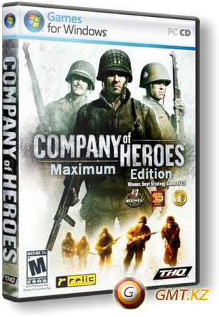 Company of Heroes: Tales of Valor (2009/RUS/ENG/Лицензия)