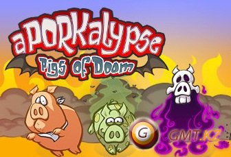 Aporkalypse - Pigs of Doom (2012/RUS/Android)