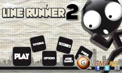 Line Runner 2 (2013/RUS/ENG/Android)