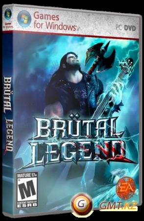 Brutal Legend + 2 DLC (2013/RUS/ENG/RePack от =Чувак=)