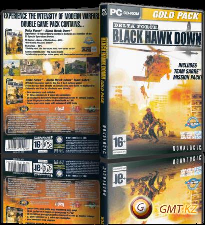 Delta Force - Black Hawk Down (2003/RUS/RePack)