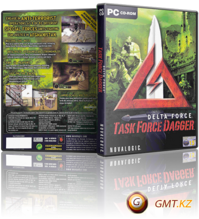 Delta Force: Task Force Dagger (2002/RUS/Лицензия)