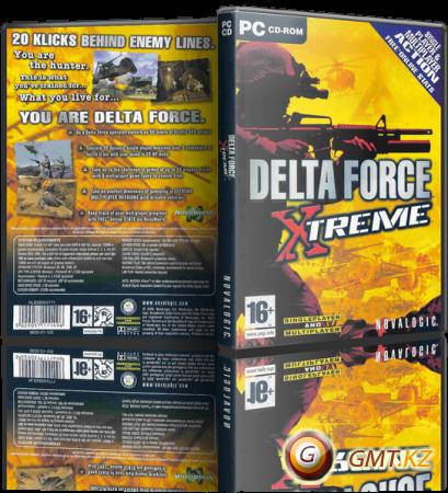 Delta Force: Xtreme (2005/RUS/Лицензия)