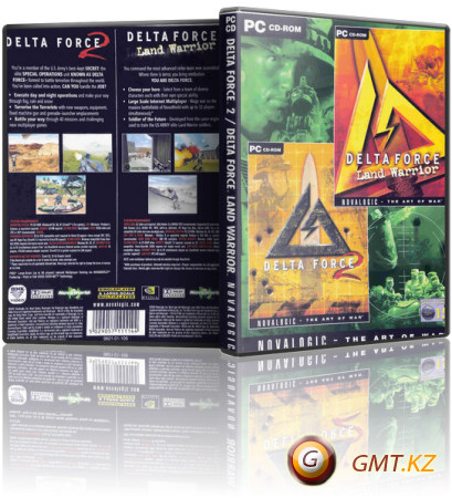 Delta Force: Land Warrior (2000/RUS/RePack)