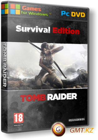 Tomb Raider + 3 DLC (2013/RUS/RePack от =Чувак=)