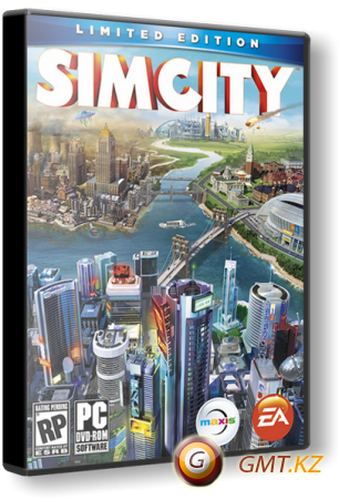 SimCity Digital Deluxe (2014/RUS/ENG/��������)