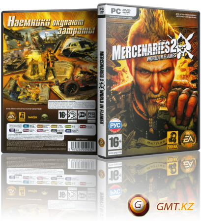 Mercenaries 2: World in Flames (2008/RUS/ENG/RePack от R.G. UniGamers)