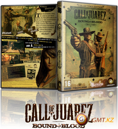 Call of Juarez:Bound in Blood v.1.1.0.0 (2009/RUS/RePack от R.G. Revolution)