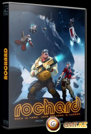 Rochard v.1.31 (2011/RUS/ENG/Multi12/Repack от Fenixx)