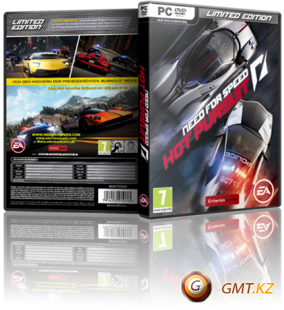 Need for Speed: Hot Pursuit Limited Edition (2010/RUS/RePack от R.G REVOLUTiON)