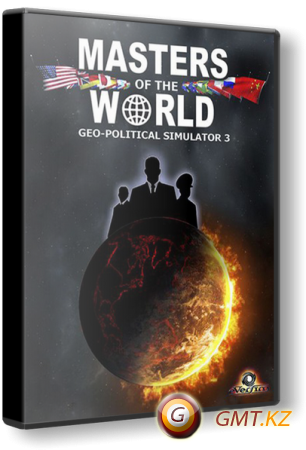 Masters of The World: Geopolitical Simulator 3 (2013/ENG/��������)