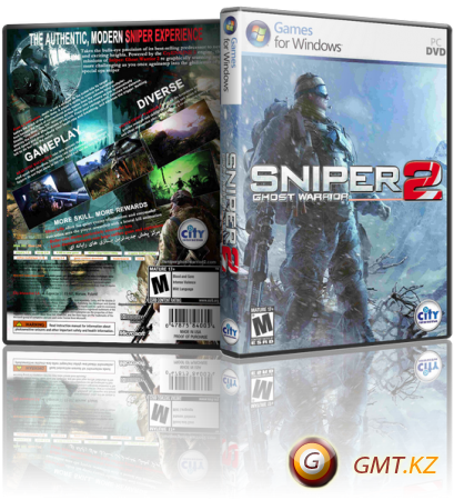 Sniper Ghost Warrior 2 Special Edition v.3.4.1.4621 (2013/RUS/ENG/RePack от z10yded)