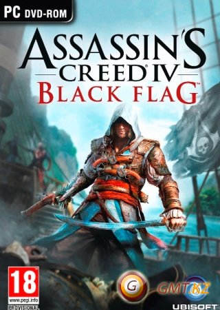 Assassin's Creed Black Flag (2013/HDrip/Трейлер)