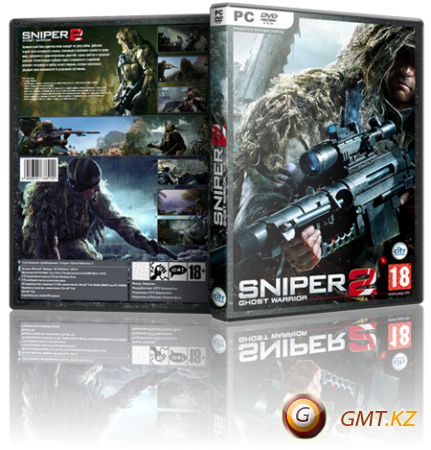 Sniper Ghost Warrior 2 Collector's Edition v.1.04 + 2 DLC (2013/RUS/RePack �� Fenixx)