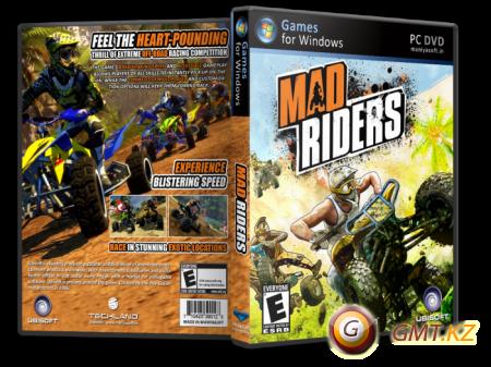 Mad Riders + 1DLC (2012/RUS/ENG/Rip от R.G. REVOLUTiON)