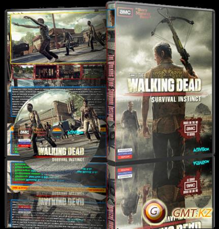 The Walking Dead: Survival Instinct +1 DLC (2013/RUS/ENG/MULTi6/RePack R.G. Revenants)