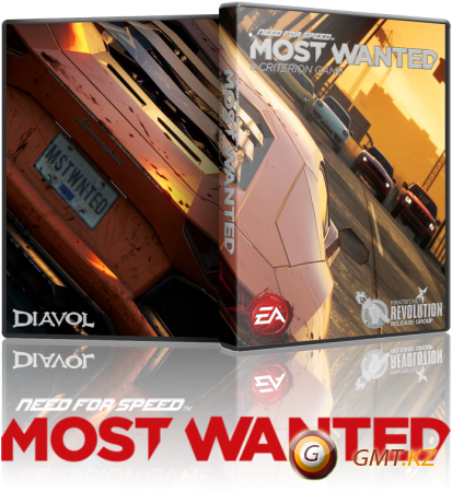 Need for Speed Most Wanted: Limited Edition + 4DLC (2012/RUS/Repack от R.G REVOLUTiON)