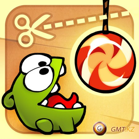 Cut the Rope v.2.1(RUS/ENG/Multi11/iOS 4.3)